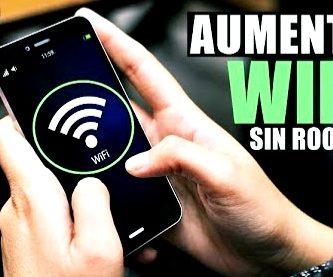 Como mejorar y aumentar la señal WiFi en Android