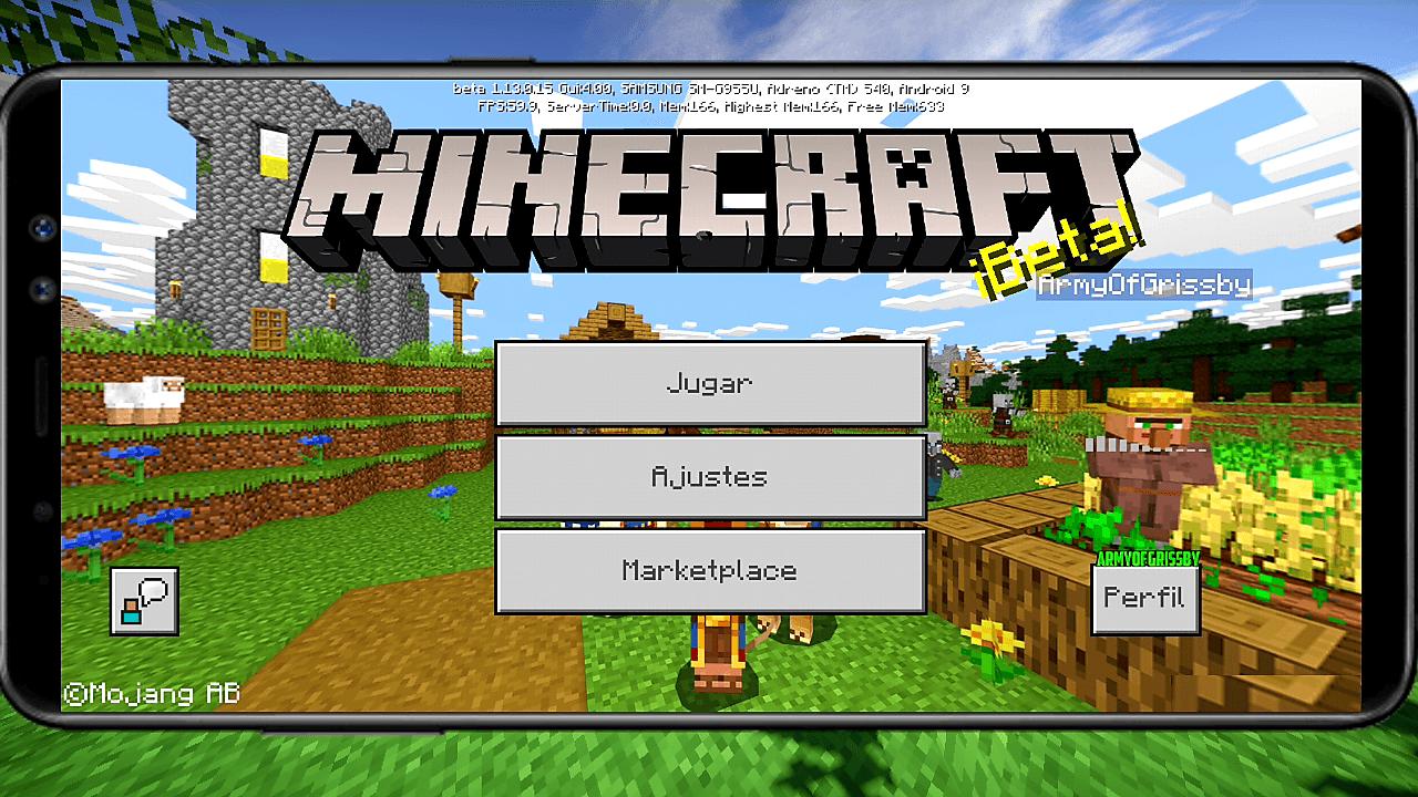 Descargar minecraft pe apk 2020